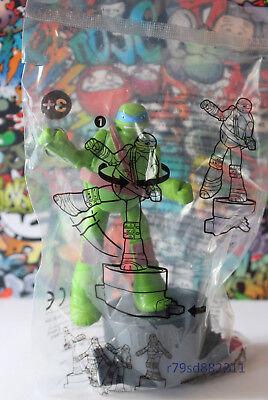 Schildkröten Mutant Ninja Turtles (LEONARDO SPIELZEUG-SCHILDKRÖTE-FIGUR, TEENAGE MUTANT NINJA TURTLES, NEU & OVP)