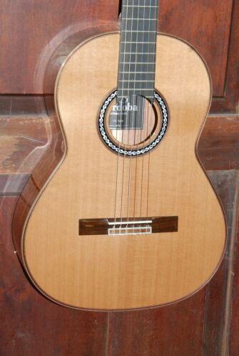 Cordoba C9 Parlor Nylon String Classical Acoustic All Solid Mahogany Guitar,Case