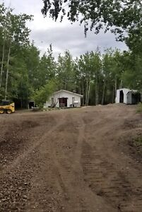 Cabin with bunk house on 2 1/2 acres Sturgeon Lake