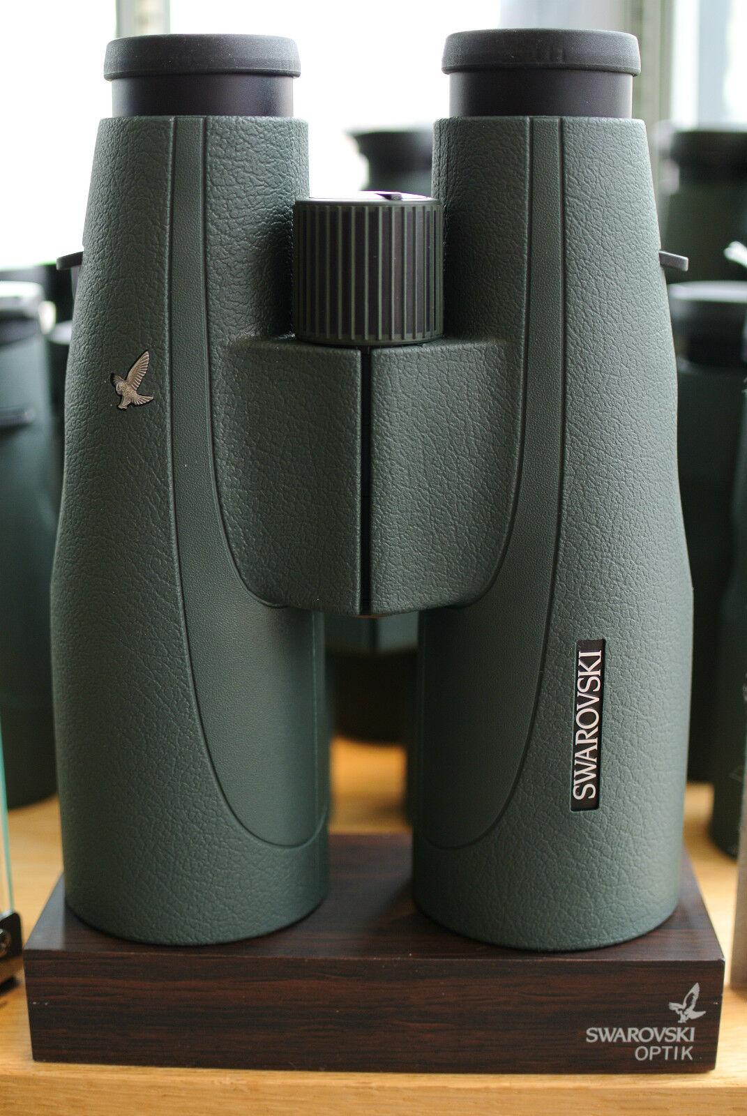 Swarovski 58291 SLC 15x56 WB HD Binoculars Roof Prism Armore