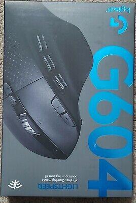 Logitech G604 Lightspeed Wireless Gaming Mouse New!
