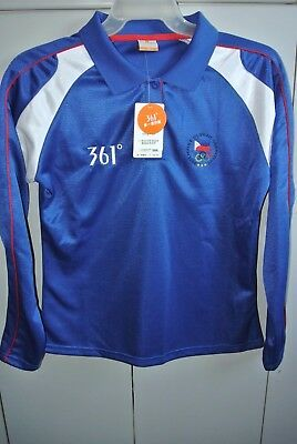 Guangzhou 2010 Asian Games Team Philippines Mens XL Pullover L/S Shirt/NWT image