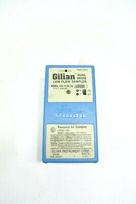 Gilian Dual Mode Low Flow Personal Air Sampler Lfs 113d - No Charger