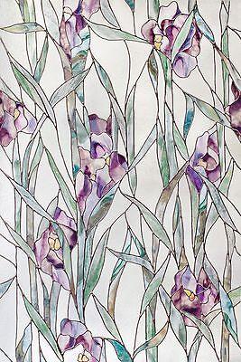 Iris Window (Artscape Iris Window Film (24 In. x 36 In.))