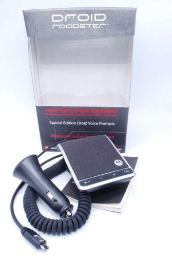 Working Motorola Droid Roadster Bluetooth In-Car Speakerphone