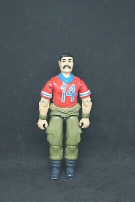 vintage UK Action Force GI Joe Bazooka Figure 80s G.I.JOE - HASBRO 1985