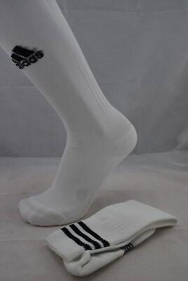 Adidas Adisock Sockenstutzen Stutzen Fußball weiss Gr. 43-36, 37-39,40-42 (Weiße Adidas Fußball Socken)