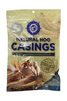 Natural Hog Casings Sausage Oversea Casing 8 Ounce Pack 1 All Natural 20-25lbs