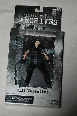 Resident Evil Archives Series 2 Action Figure JILL VALENTINE Capcom *Sci fi*