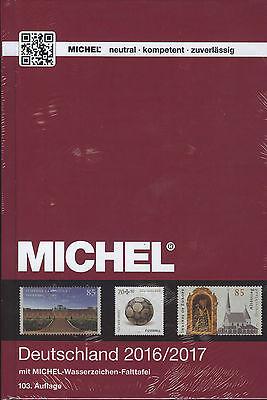 Michel Deutschland 2016/2017 103. Auflage NEU, in Farbe!