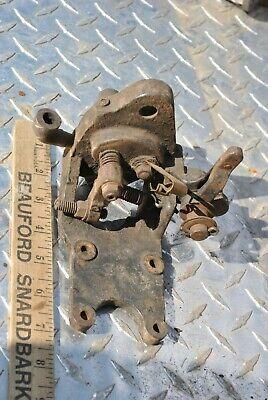 Field Brundage Sattley Cast Iron Hit Miss Gas Engine Webster Magneto Bracket