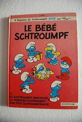 Les Schtroumpfs  - Le bébé schtroumpf