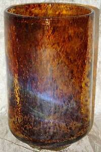 Signed Art Glass Vase South Windsor Hawkesbury Area Preview
