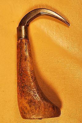Vintage / Antique Japanese Carpenters Lumber Spike / Wood Hook / Bonsai tool
