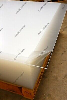 Clear Extruded Acrylic Sheet 14 .220 X 48 X 96 Local Pickup Or Freight