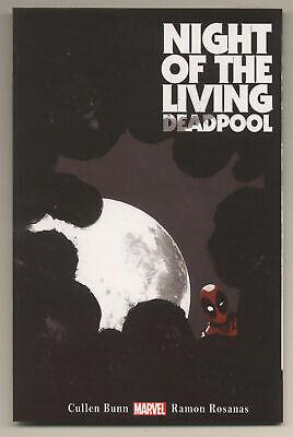 Deadpool SC TPB Night Of The Living Deadpool