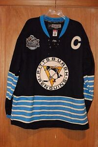 Crosby winter classic Penguins jersey
