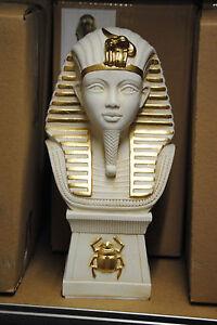 Ägyptische Groß Figur Tutenchamun Büste Pharao  2860 -108