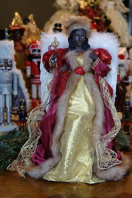 African American Ethnic Black 16