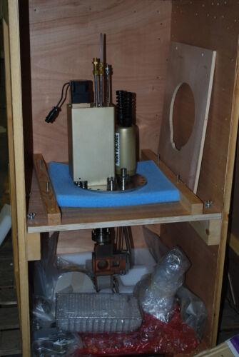 568-10  /model 568 Uhv Linear Multi-pocket Electron Beam Source/ Telemark