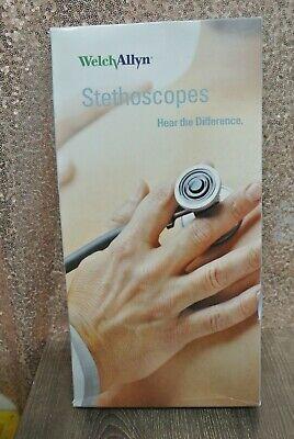 Welch Allyn Adult Stethoscope5079-138 Adult Long - Plum ----- B4