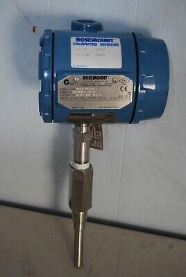 Rosemount Md 3144p Temperature Transmitter