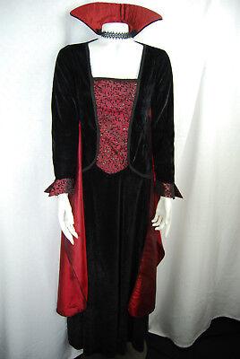 Women's Vampire Burgundy Lady Rubie's Costume Small NWT (Lady Vampire Costumes)