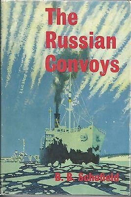 The Russian Convoys by B.B. Schofield