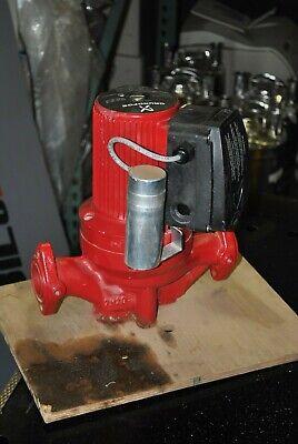 Grundfos 96402709 Ups32-80f 3-speed In-line Circulation Pump