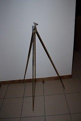 E1 Support - pieds très ancien - appareil photo - télescope