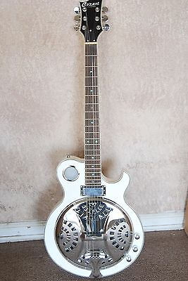 NEW COZART ELECTRIC ACOUSTIC  DOBRO RESONATOR GUITAR