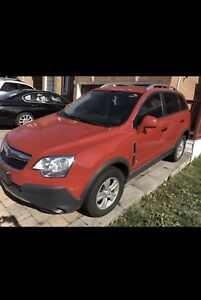 2008 SATURN VUE SPECIAL EDITION WITH SAFETY