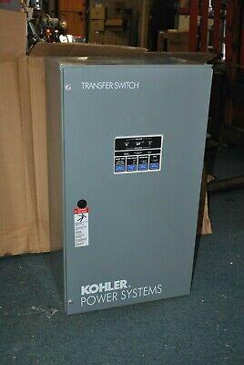 Kohler Kdt-acta-0100s 100a Amp Automatic Emergency Transfer Switch 240v 3ph