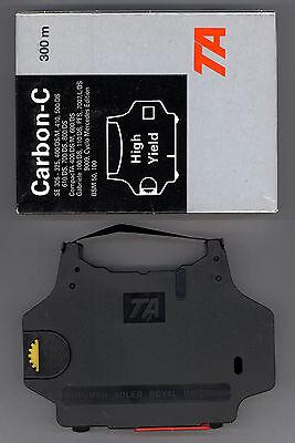 1x TA Carbon c BLACK Film Farbband Gr. 188c Triumph-Adler TA Gabrielle 100 se310
