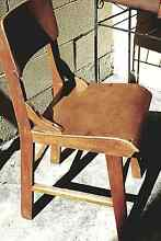 School kids size chair industrial vintage decor Sans Souci Rockdale Area Preview