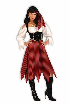 Forum Novelties Pirate Maiden Sea Ship Adult Womens Halloween Costume 60687](Pirate Maiden Costume)