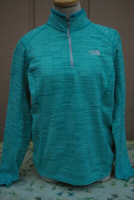 The North Face Fleece Light Weight Jacket Womens Large