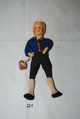 C221 Jouet ancien - Poupée BAITZ Toni - Vintage - Old vintage Doll