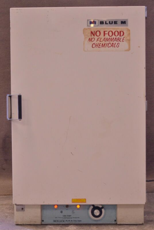 Blue M 200A Dry Type Bacterological Incubator Oven 65C 120V