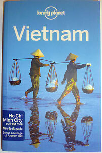 LONELY PLANET VIETNAM TRAVEL GUIDE - LATEST 2012 EDITION - BOOK IN SYDNEY NOT UK
