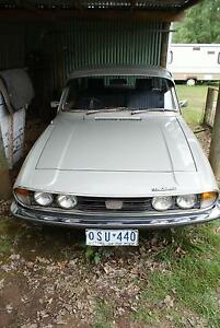 1977 Triumph 2500 Sedan Corryong Towong Area Preview