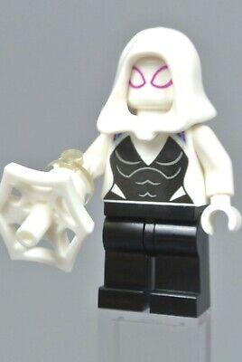 LEGO Spider-Man : Ghost Spider Gwen Minifigure 76115 Mini Fig