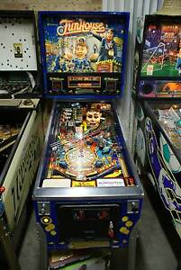 Pinball Machines Wanted Dead or Alive by Private Collector Parramatta Parramatta Area Preview
