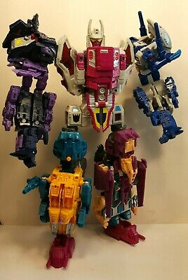 Transformers Power Of The Primes Abominus 100% Complete w/ Instructions