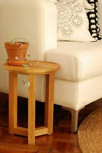 Small FREEDOM Stockholm OAK Side Table Deakin South Canberra Preview