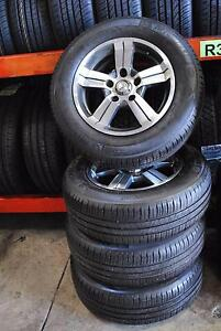 """4 SET 15"""" SPORT ALLOY WHEELS WITH TYRES 5X120 + GOOD CONDITION Virginia Brisbane North East Preview"""