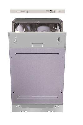 PKM DW9-7FI Geschirrspüler 45cm vollintegriert Spülmaschine einbau unterbau NEU