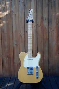 Samick Telecaster - Left handed Sydney City Inner Sydney Preview