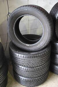 4 SET TYRES 225-55-R16 + LIKE 90% TREAD + FITTING AND BALANCING Virginia Brisbane North East Preview