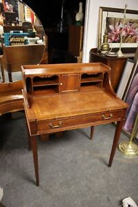 Antique Secretary Desk $95